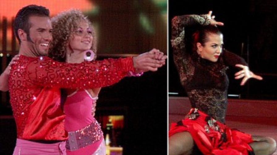 Макар че са конкуренти, отборите на Симона и Райна ще танцуват и заедно