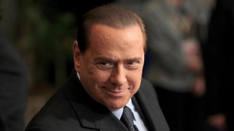 Италианците обичат премиерът им да гледа закачливо-предизвикателно