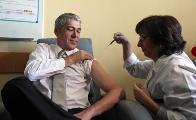 Журналисти правят грипната пандемия на пух и прах
