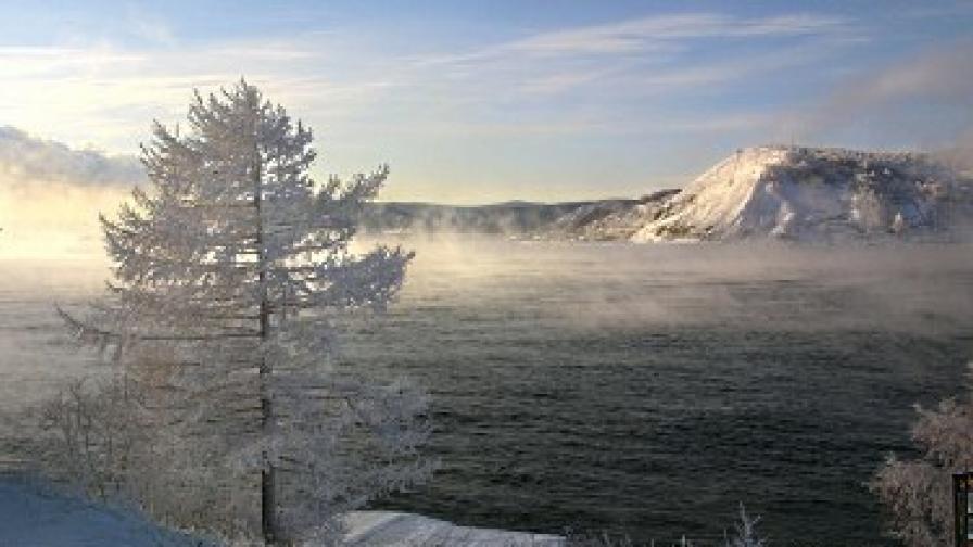 Промяна в климата на Земята, рекорден студ в Сибир