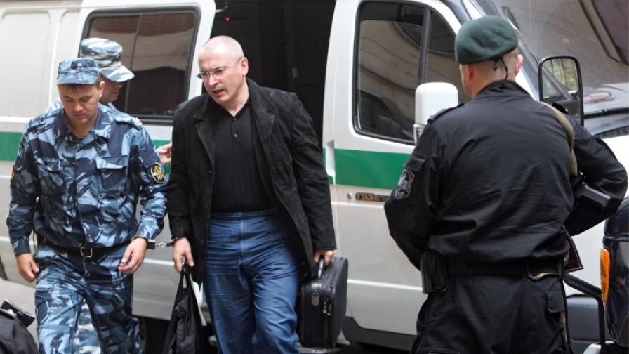 Путин: От ЮКОС са поръчвали убийства