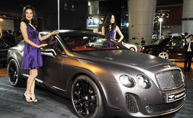 Производството на коли в Китай чупи рекорди