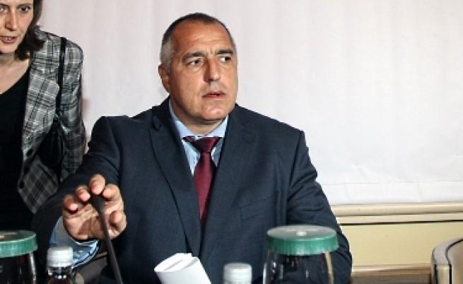 Борисов: Законен ли е проектът