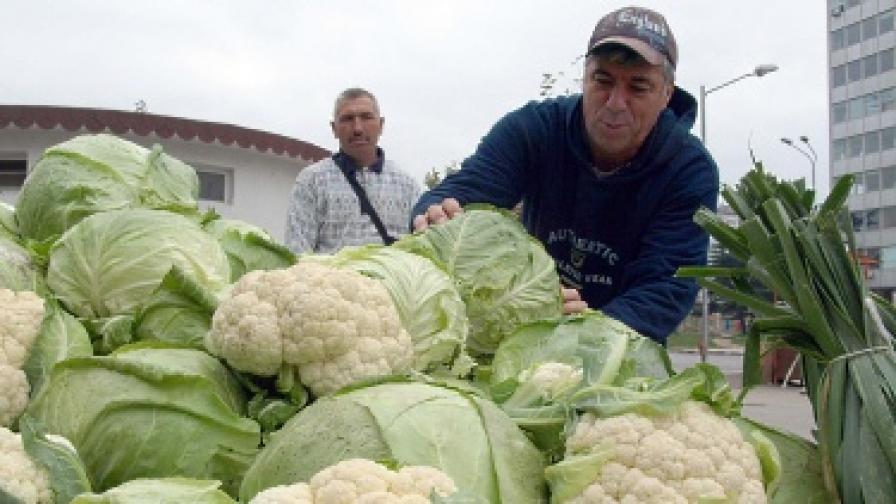 Всяка есен зеленчуците се превръщат в притегателна сила за средния българин, който бърза да направи консерви за студените месеци