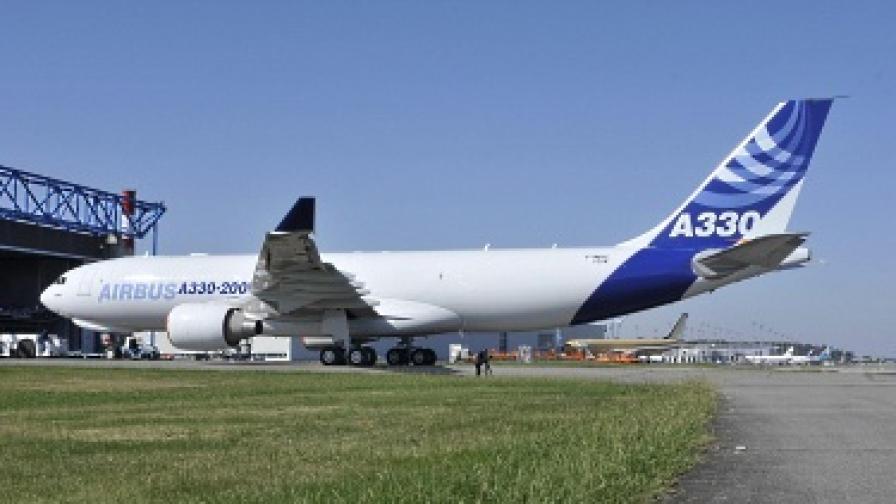 Ново терористично нападение над самолет