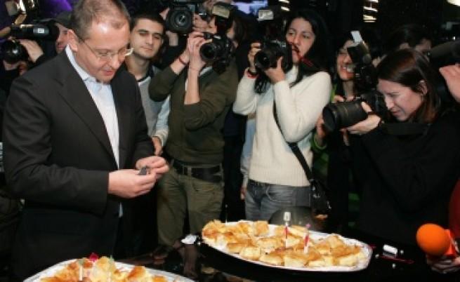 Станишев: Дано БСП възстанови влиянието си през Новата година