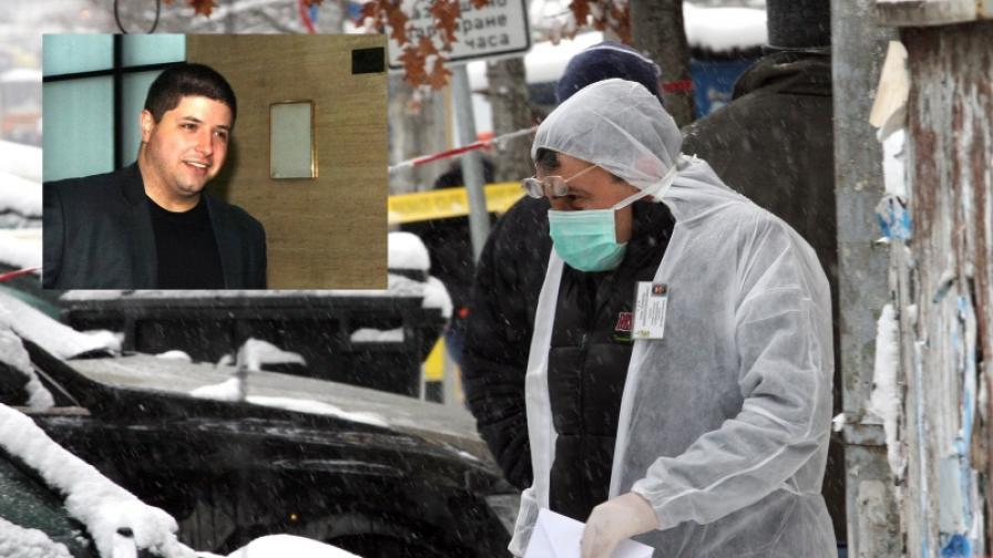 Боби Цанков убит в центъра на София