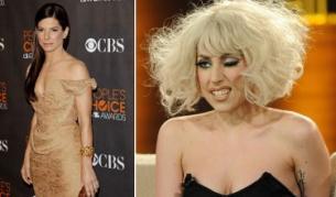 За Сандра Бълок и Лейди Гага имаше по две статуетки от церемонията
