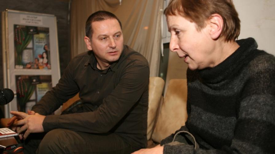"""Пиеса на Георги Господинов с премиера """"Зад канала"""""""