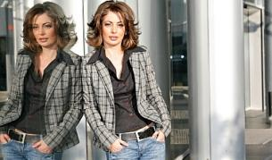 Най-красивата българка за 2009 г. в блиц интервю