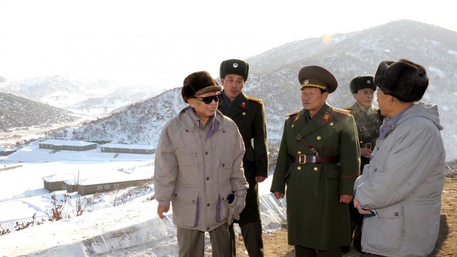 КНДР иска мир с Южна Корея