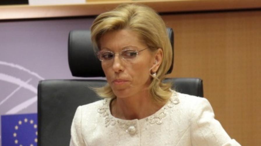 Евродепутати: Продадохте ли онази фирма, г-жо Желева?
