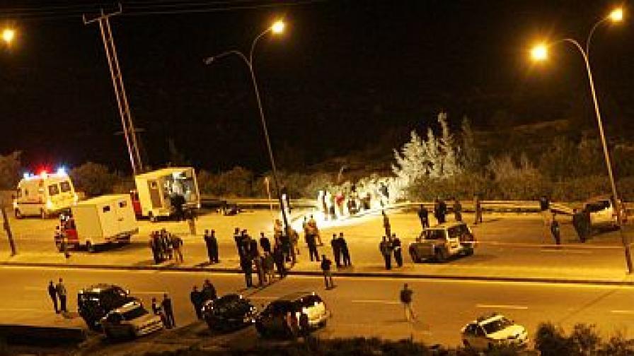 Атентат срещу израелския посланик в Йордания
