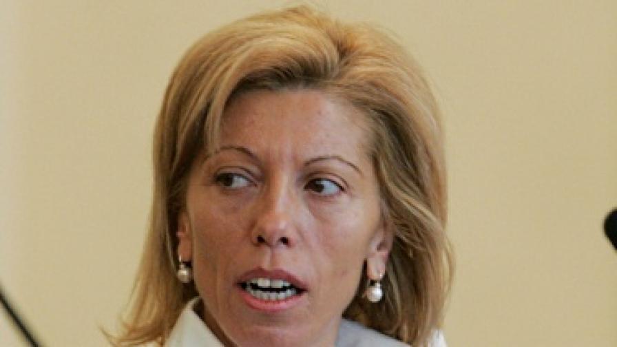 Желева остава външен министър