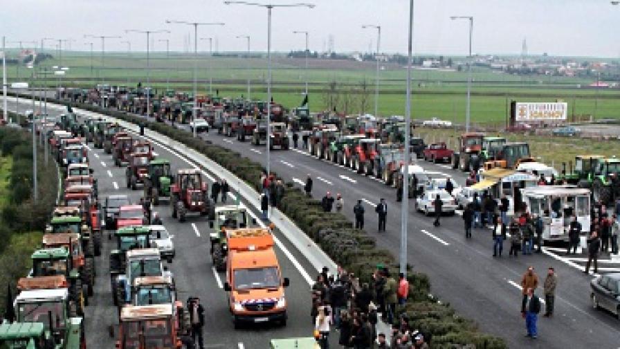 3 млн. евро на ден губим от блокираната граница