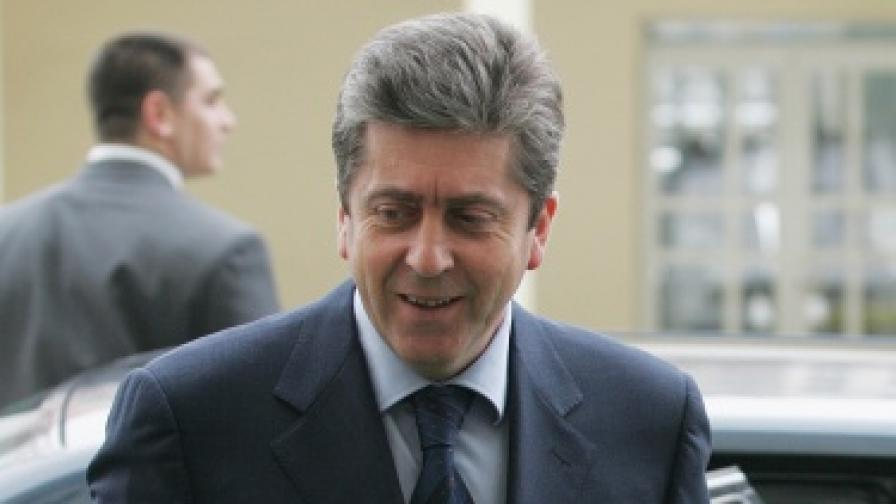 Първанов: С Борисов не сме избрани да имаме красиви чувства