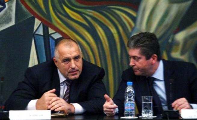 Борисов се вслушва в идеите за изход от кризата