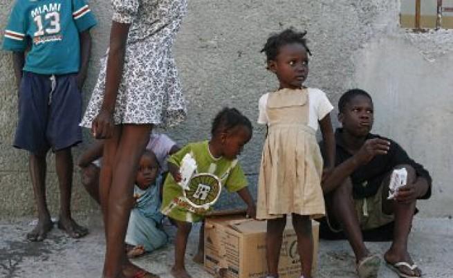 Британче събра 50 хил. паунда за Хаити с каране на колело