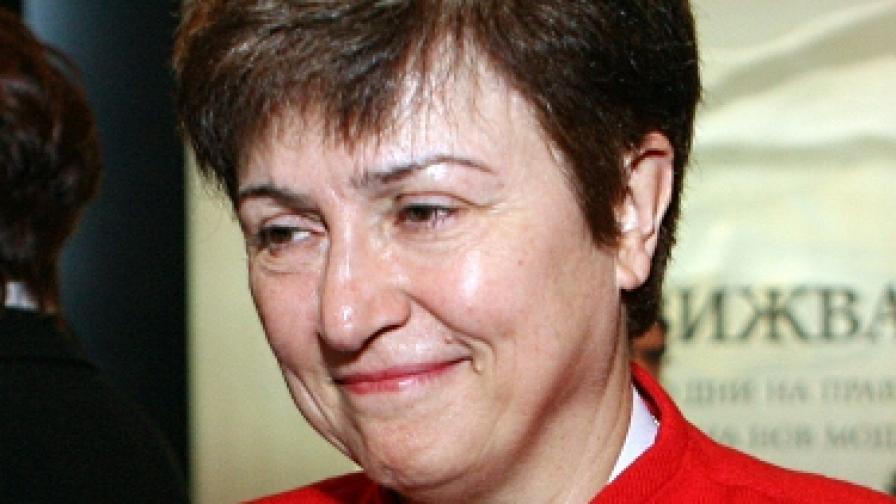 Цветанов: Комисията по досиетата проверява Кристалина Георгиева