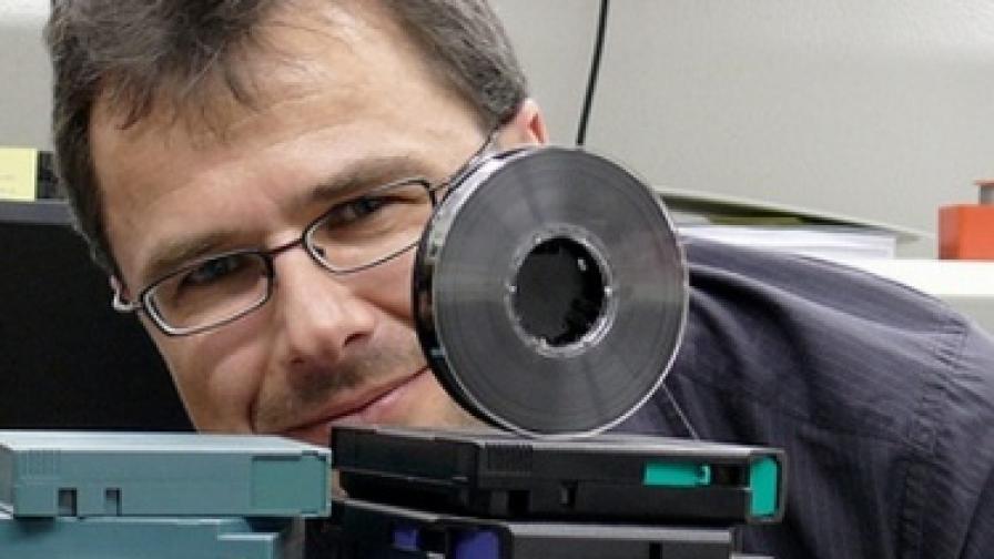 Sony и IBM връщат касетите с лента, но с подобрена цел