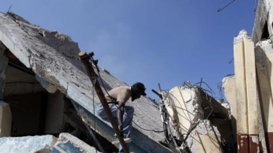 Най-смъртоносното бедствие - земетресението
