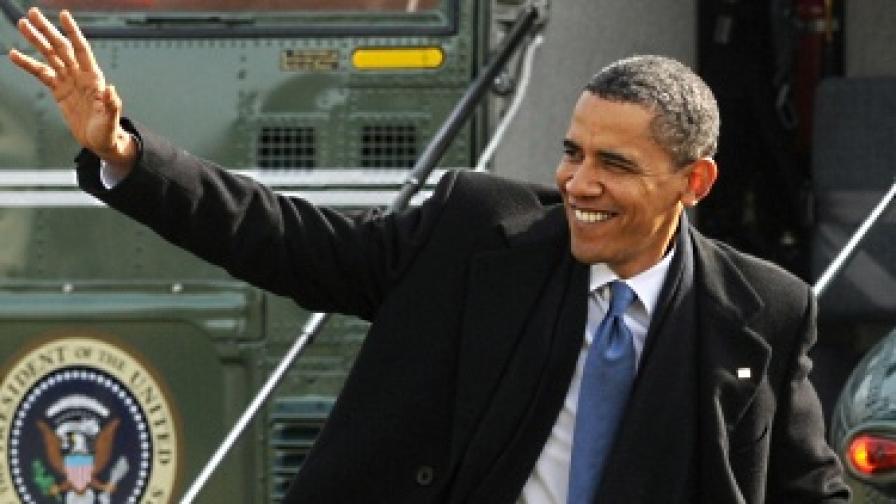 Обама предлага бюджет с рекорден дефицит