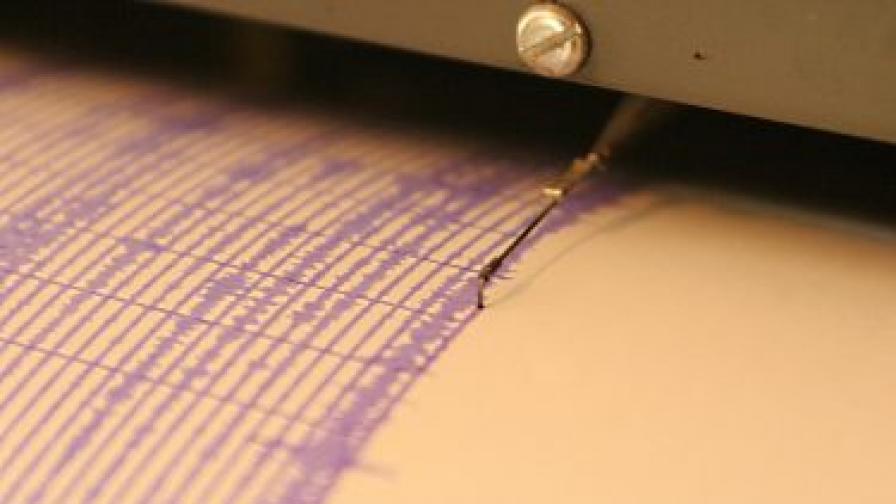 Три земетресения край Свиленград