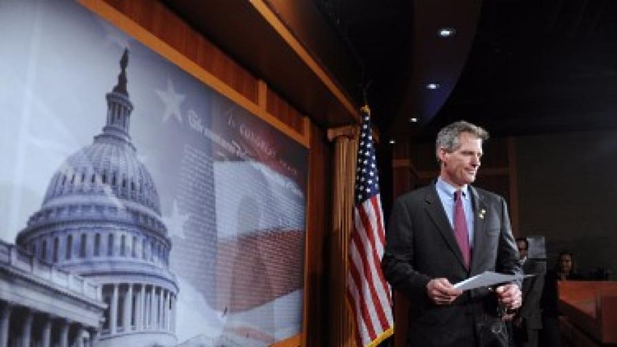 Новият сенатор от щата Масачузетс Скот Браун е гордостта на републиканците