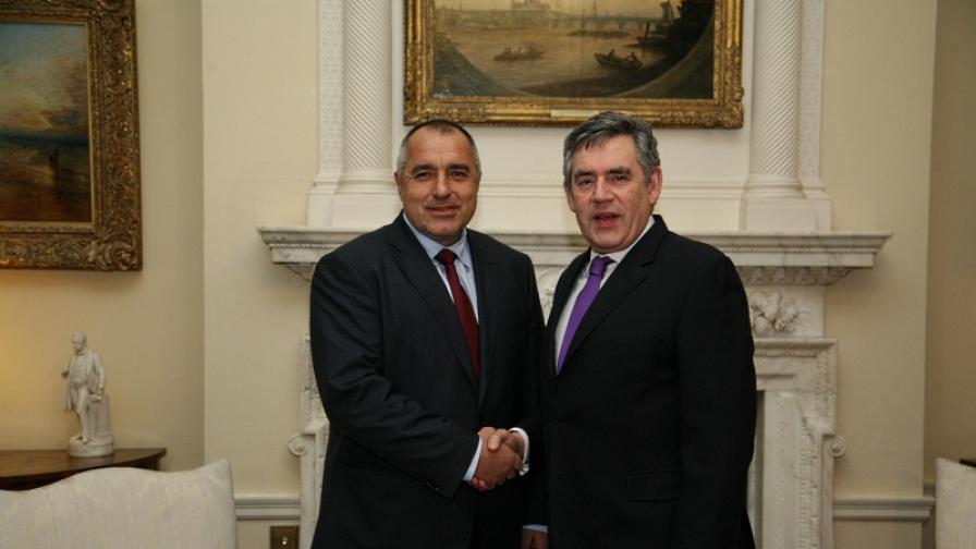 Борисов: От Острова ще ни подкрепят за еврозоната