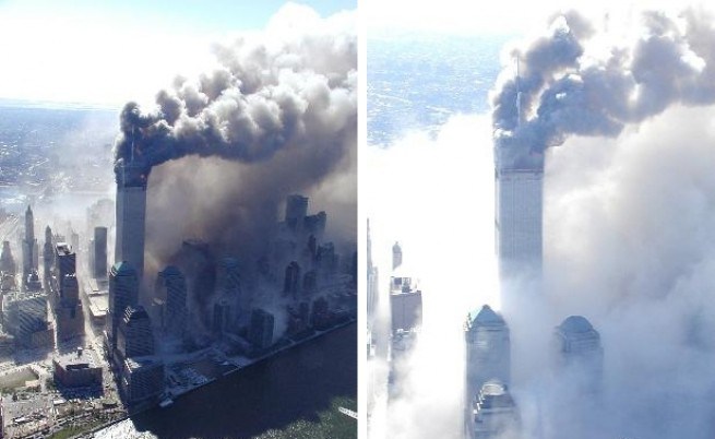 Неизвестни снимки от 11 септември 2001 г.