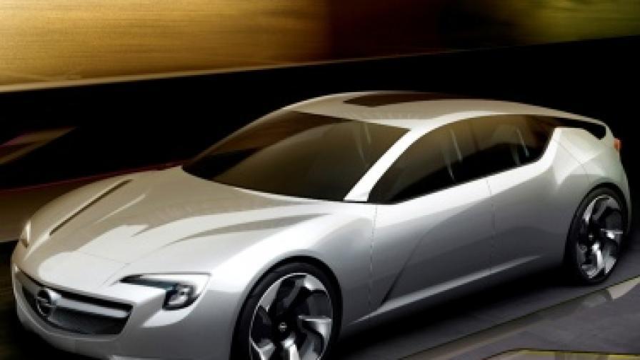 Концептуалният модел Флекстрийм GT/E