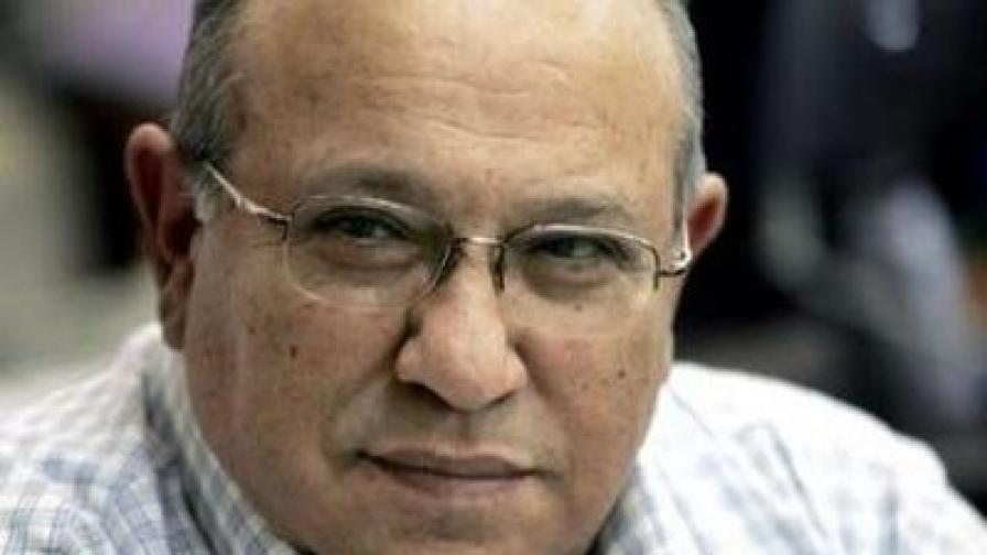 Шефът на Мосад Меир Даган