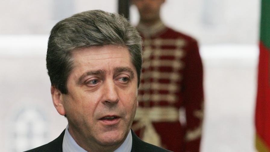 """Първанов: Да отворим """"икономическите досиета на прехода"""""""