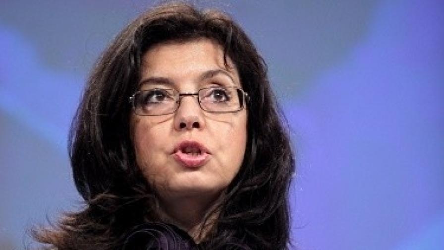 Меглена Кунева е отказала работа в Еврокомисията