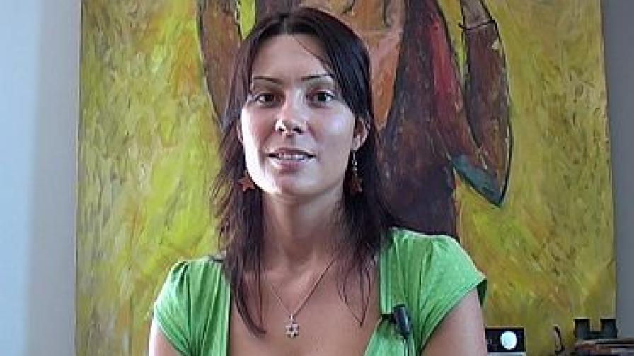 Една българка: Мъжете ни не стават за нищо