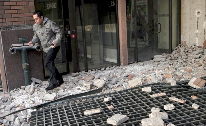 Цунами след 8,8 по Рихтер в Чили, стотици са жертвите