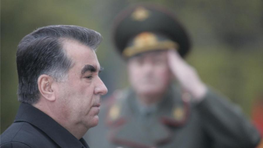 Поредните съмнителни избори в Таджикистан