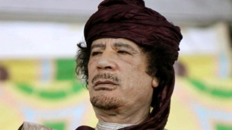 Либия наложи ембарго на Швейцария