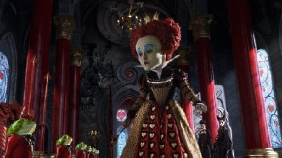"""Алиса в 3D - по-добра и от """"Аватар"""""""