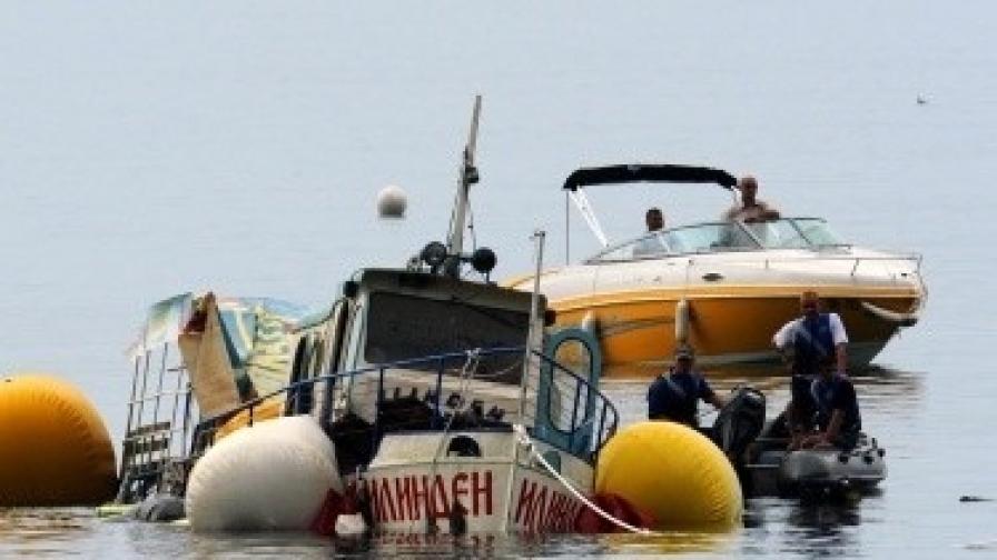 Българската прокуратура иска да разпитва за трагедията в Охрид