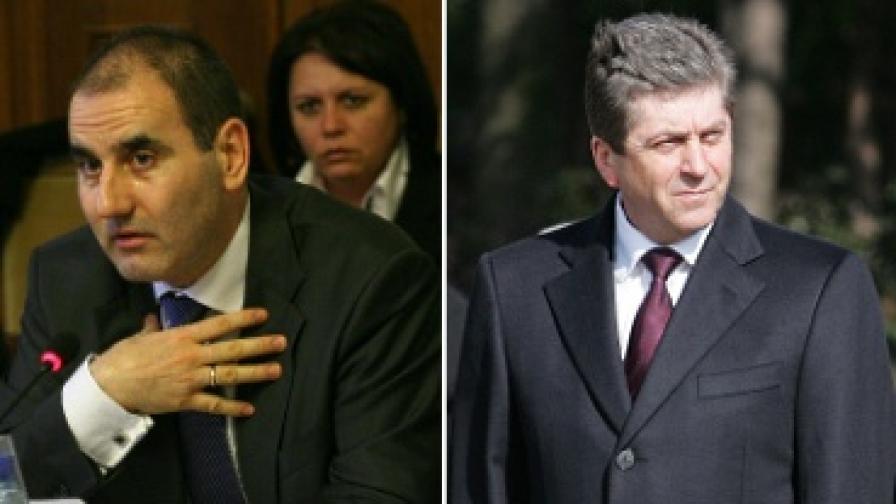 Цветанов: Президентът да се оттегли от поста