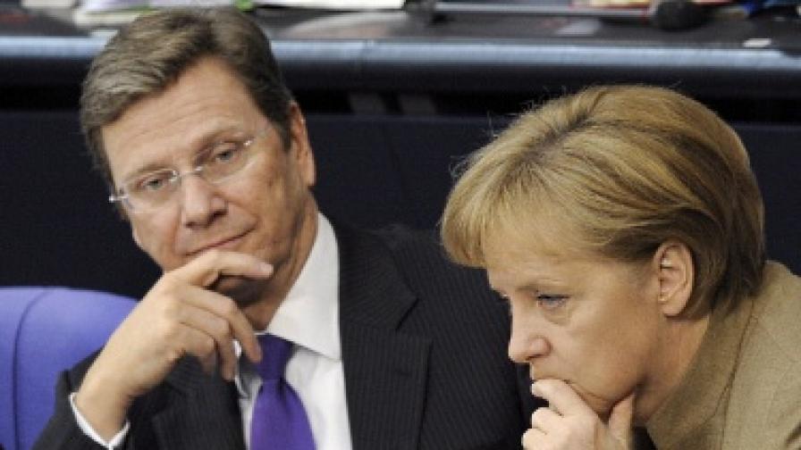 Вестервеле: Гърция сама да си напише домашното