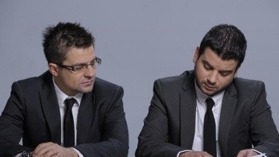 Иван и Андрей: Не сме страна в конфликта