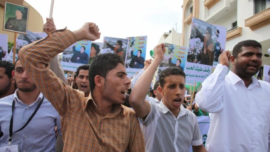Българин е бил в либийски затвор три месеца