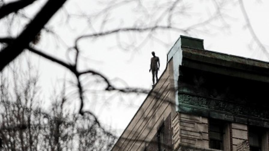 Не са самоубийци, статуи са