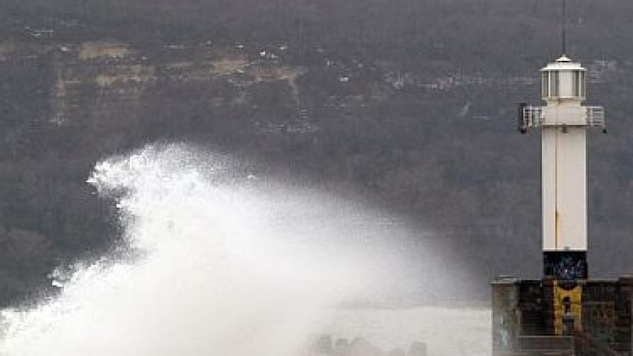 Учени: В Черно море е имало цунами