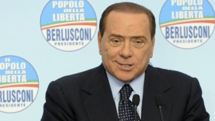 Берлускони: Ще живея до 120