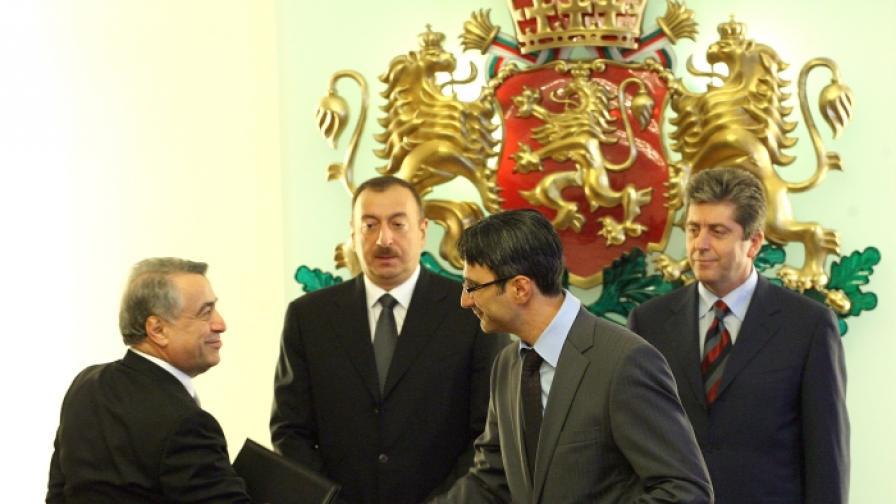 Руски вестник: Азербайджанският газ трудно ще стигне до България
