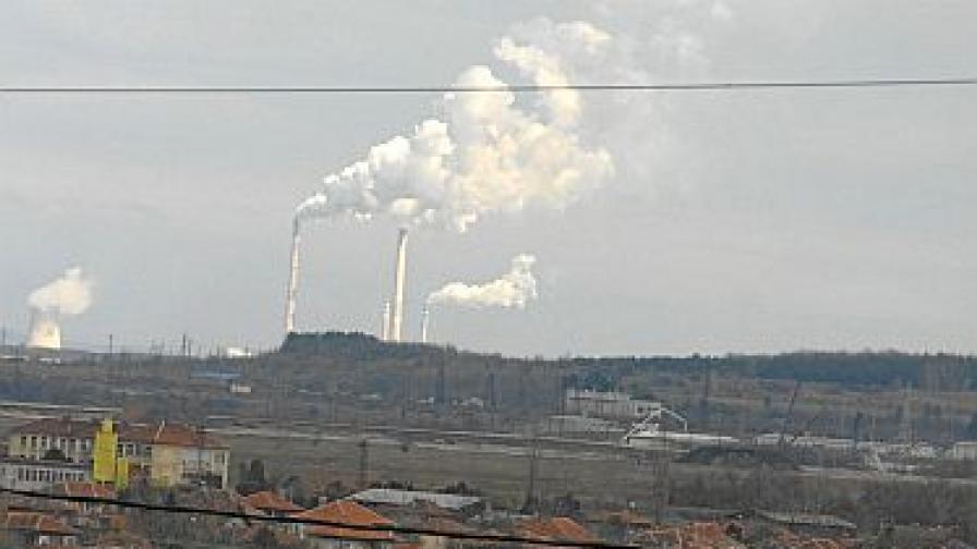 Последно предупреждение на ЕК за серния диоксид