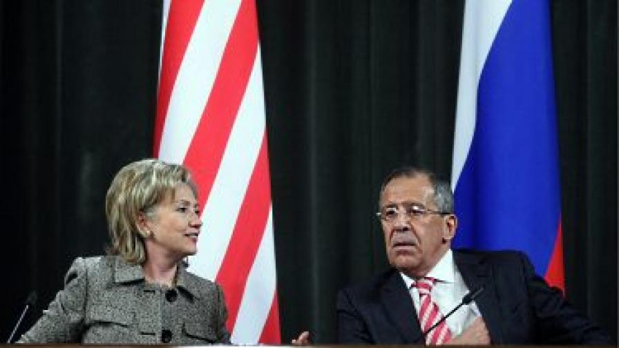 Рестартът на отношенията между САЩ и Русия замръзна